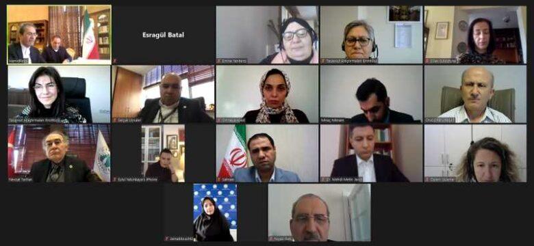 Üsküdar Üniversitesi ile İran arasında eğitim iş birliği