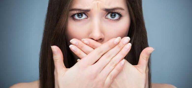 Ağız kokusuna karşı etkili önlemler