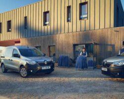 Renault yeni aracını tanıttı